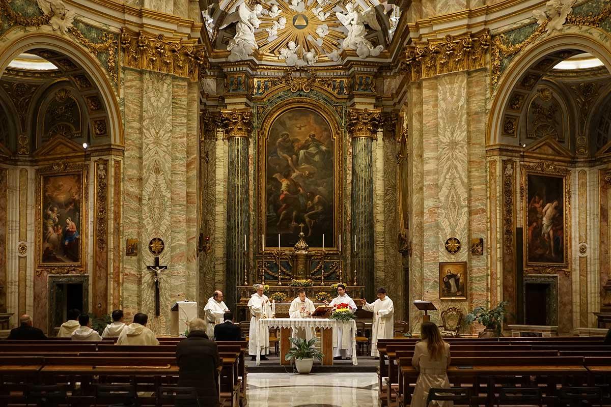 St peters basilica tour
