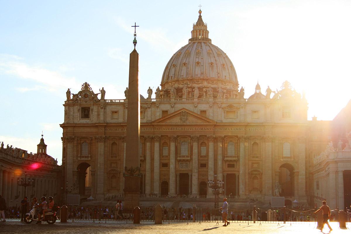 St Peters Basilica Tour Rome Tour