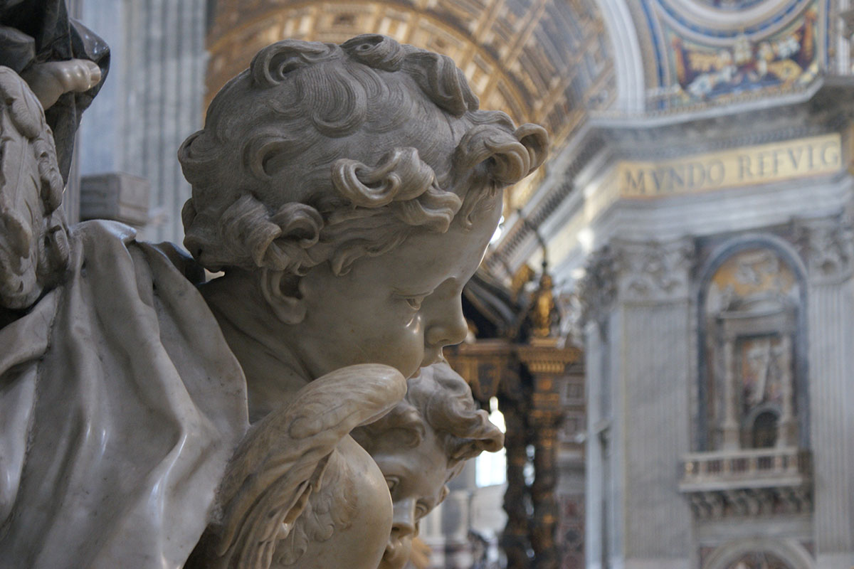 Bernini and St Peters early access tour