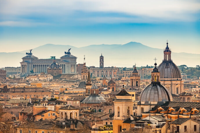 rome 2 day tour