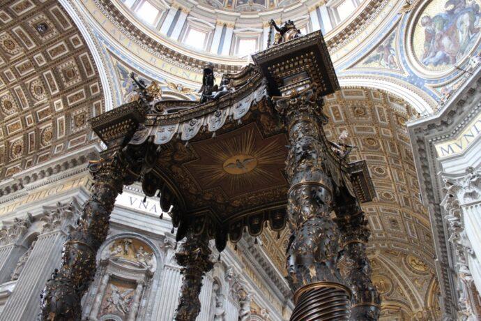 st peter's basilica tour