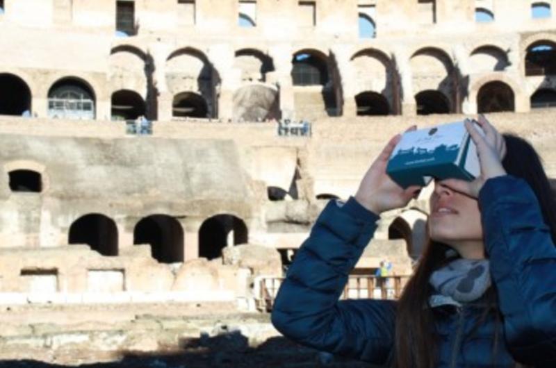 best domus aurea virtual reality tour
