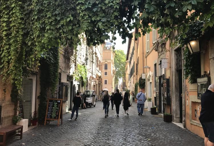 jewish ghetto tour rome