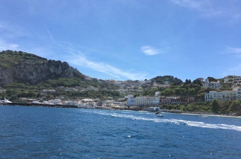 capri tour livtours