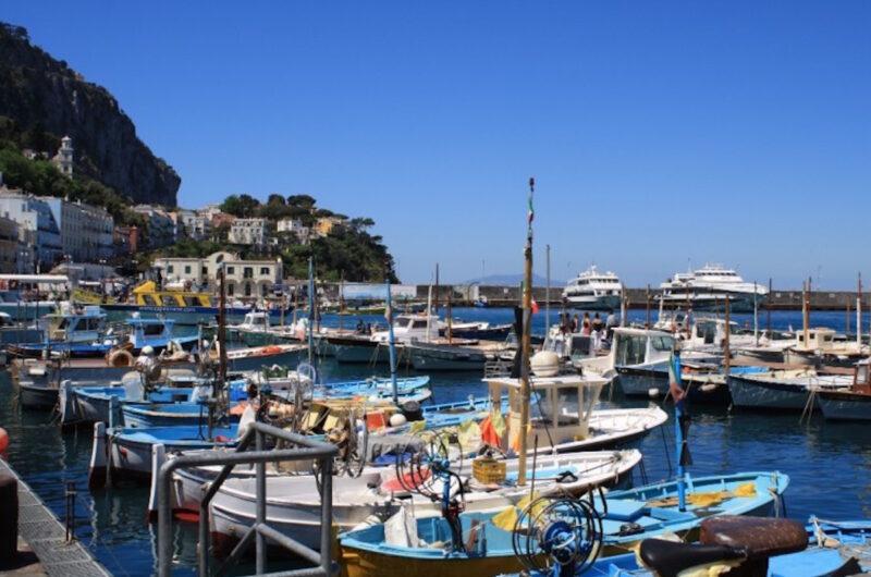 best capri tour