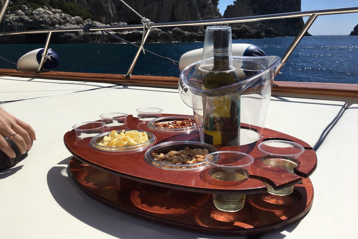 best capri private boat tour livtours