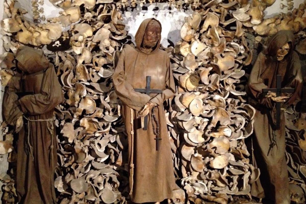 catacombs tour rome livtours
