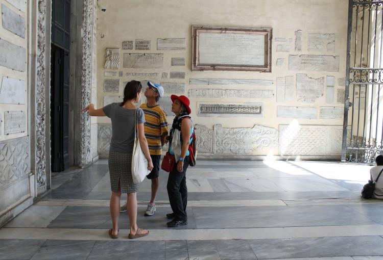 jewish ghetto tour of rome