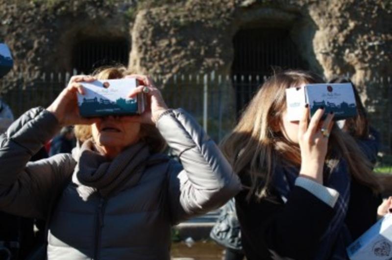best domus aurea virtual reality tour livtours