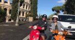 best vespa rome tour