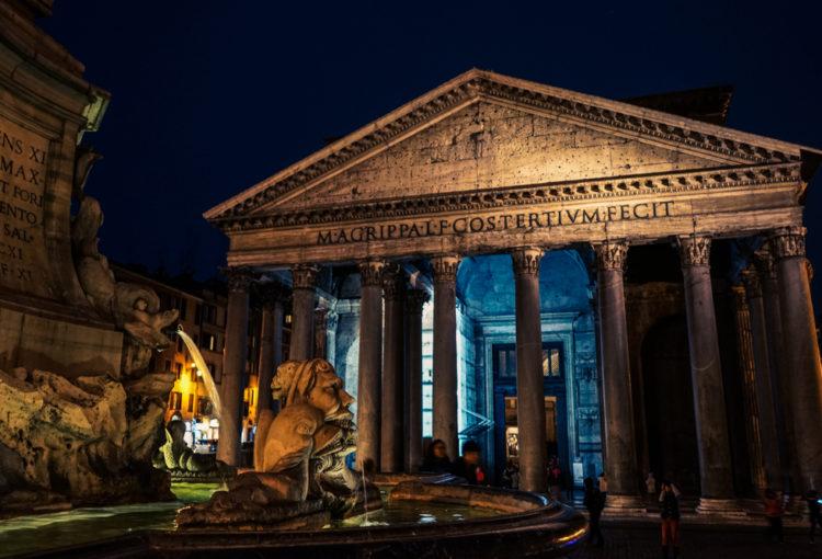 best evening tour rome
