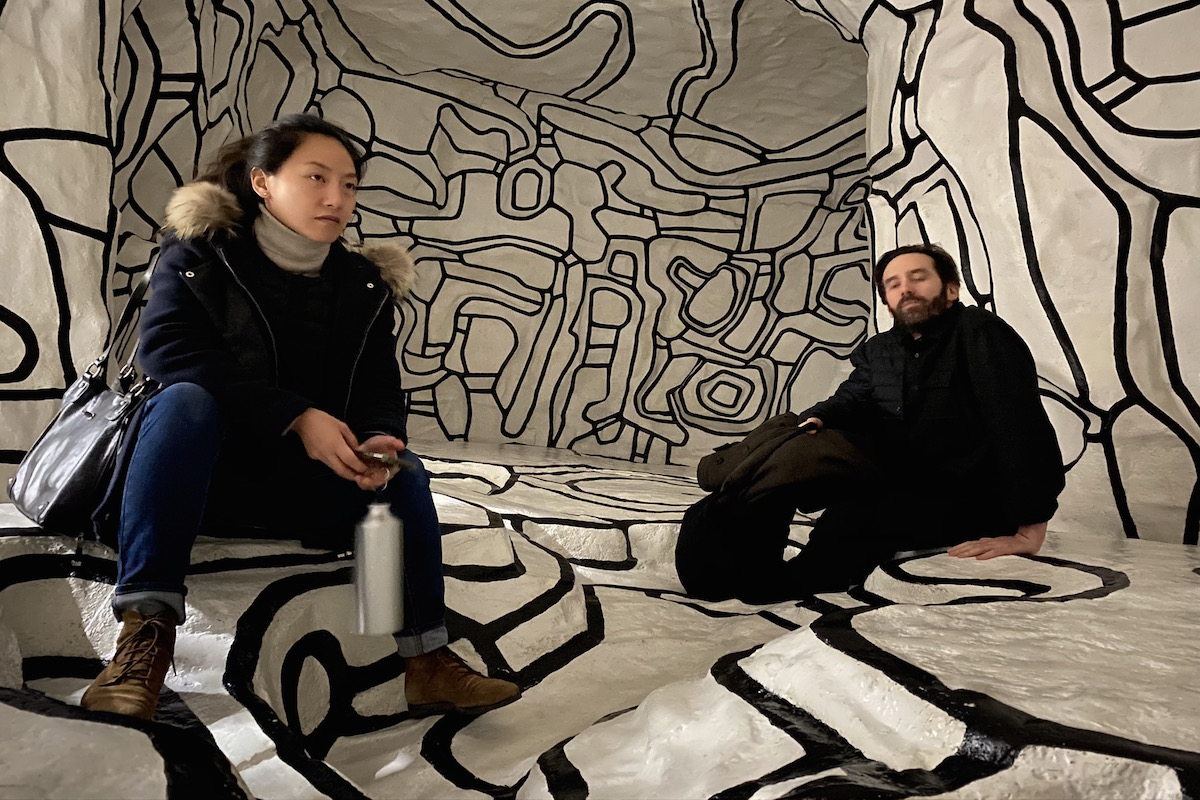 private pompidou tour