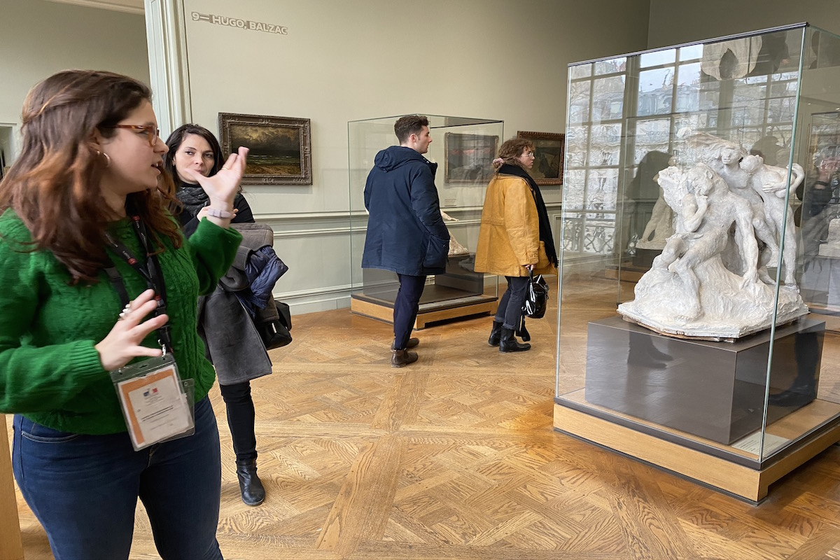 livtours private rodin museum paris