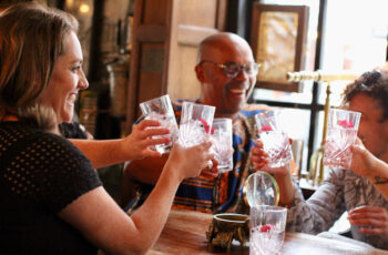 Private Gin and Tonic tasting experience with LivTours
