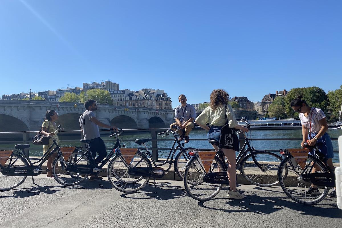 best buke tour paris livtours