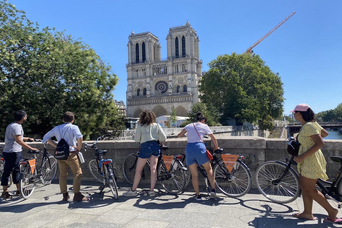 best paris bike tour