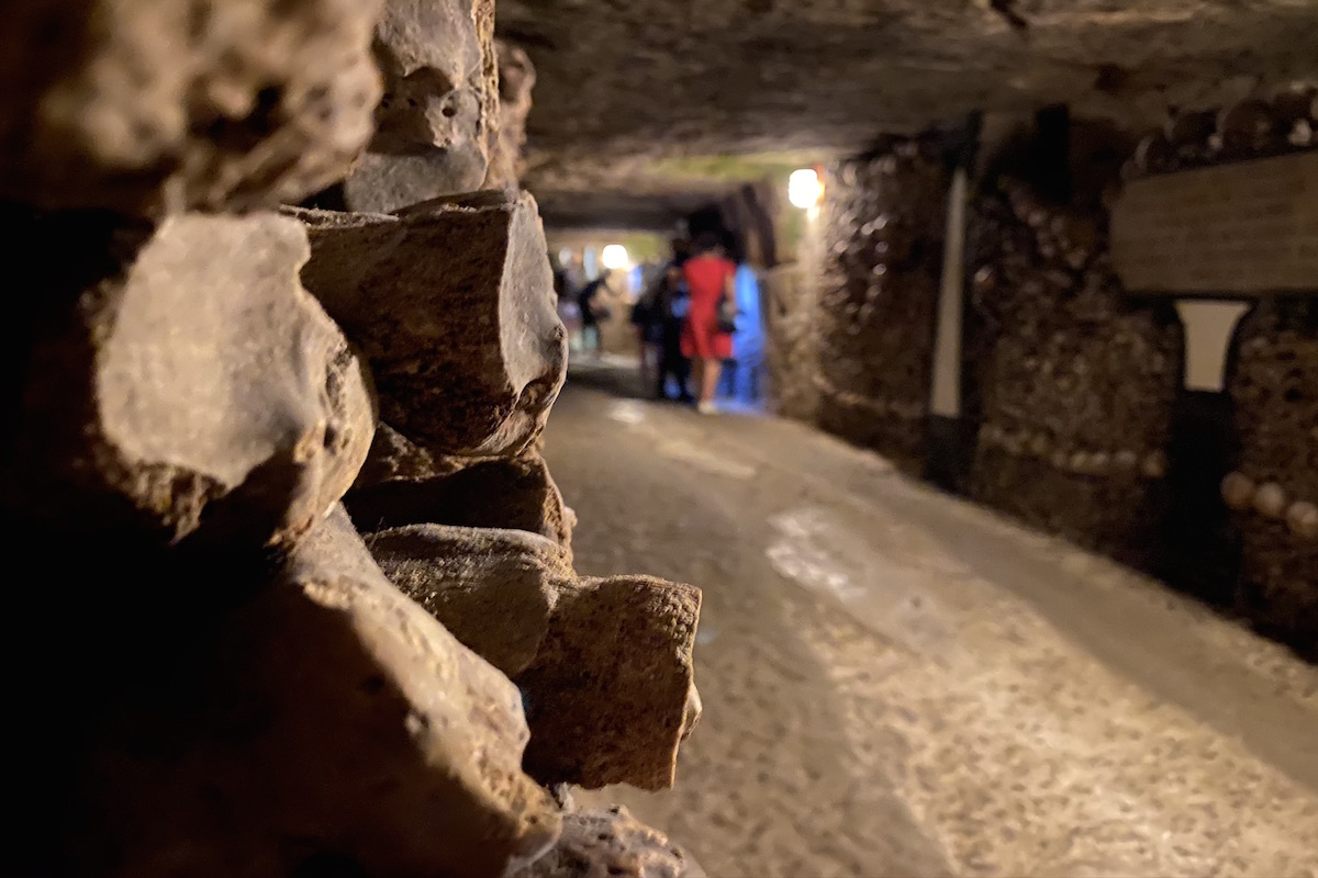 best paris catacombs tour livtours