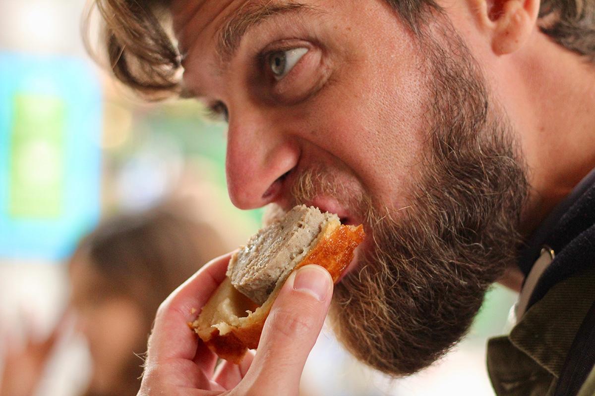 food tasting tour London