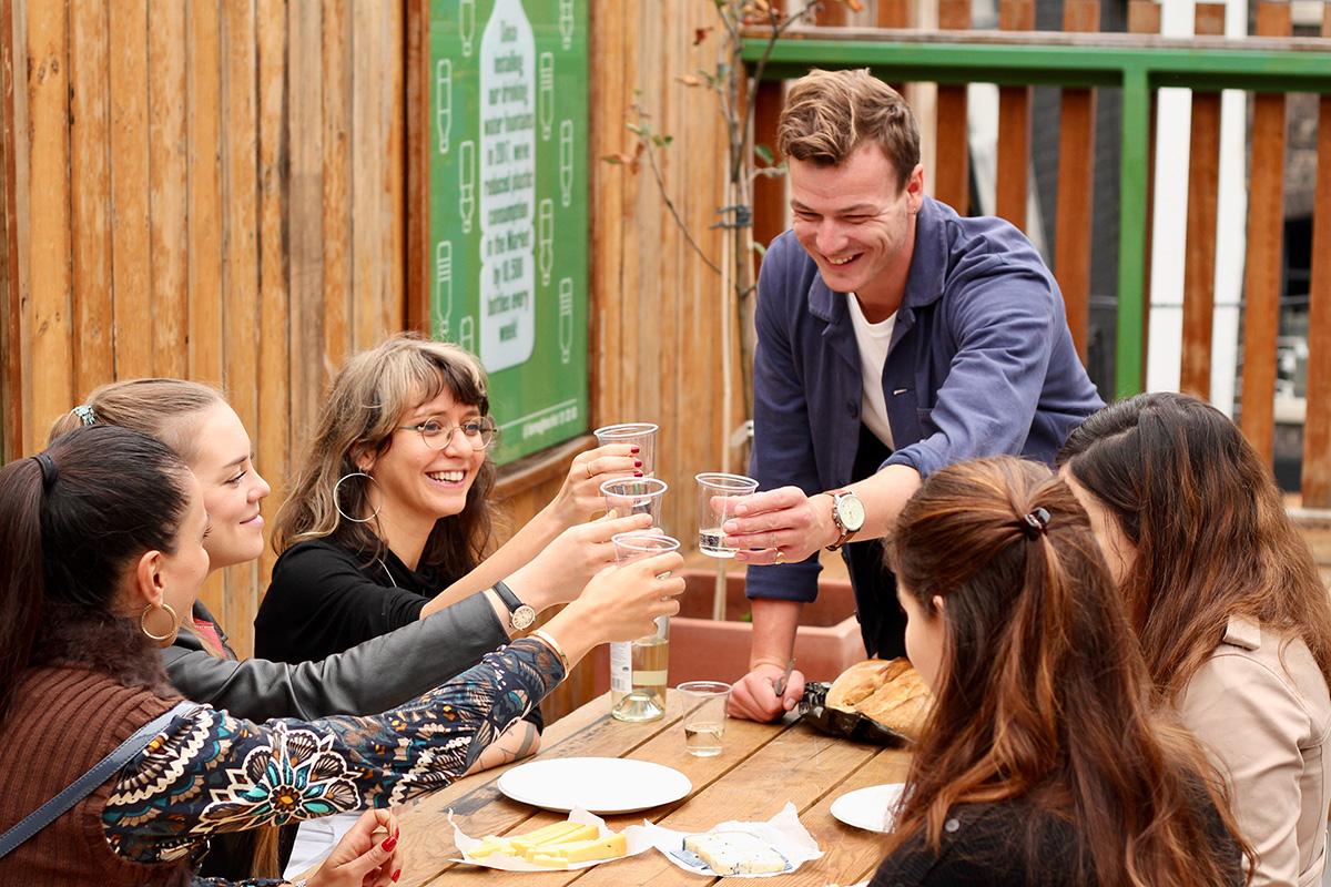 Borough Market Tour Small Group LivTours
