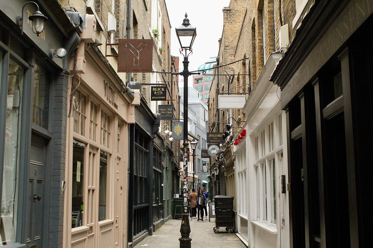 Hidden London Tour East End LivTours