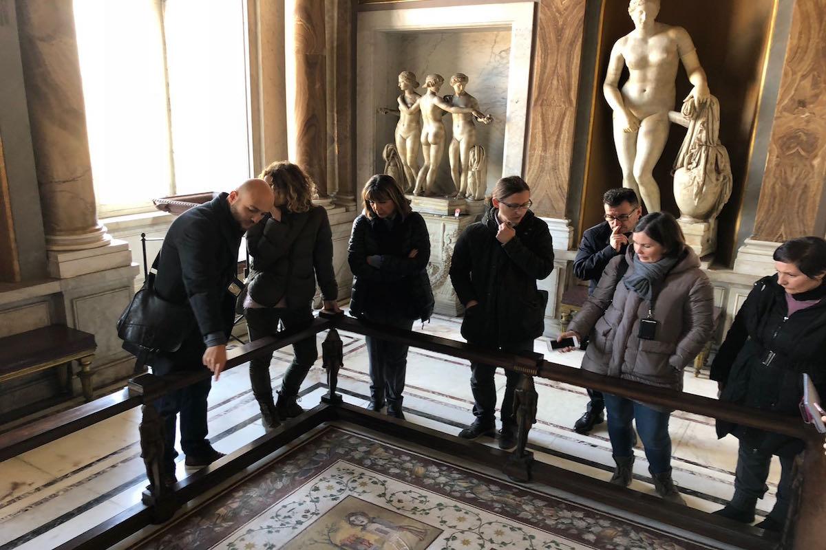 vatican morning tour rome livtours