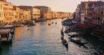 evening gondola ride venice