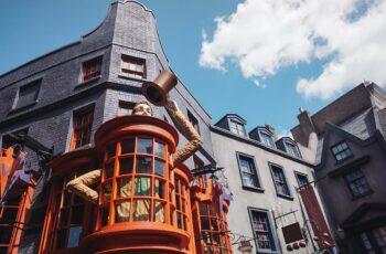 Harry Potter Studio London LivTours