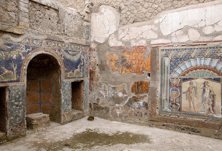 pompeii and herculaneum tour
