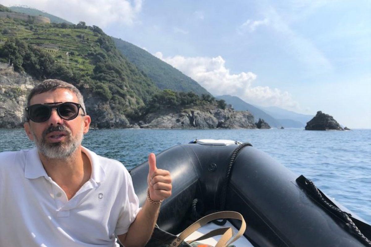 best cinque terre boat tour