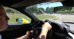 ferrari f458 test drive