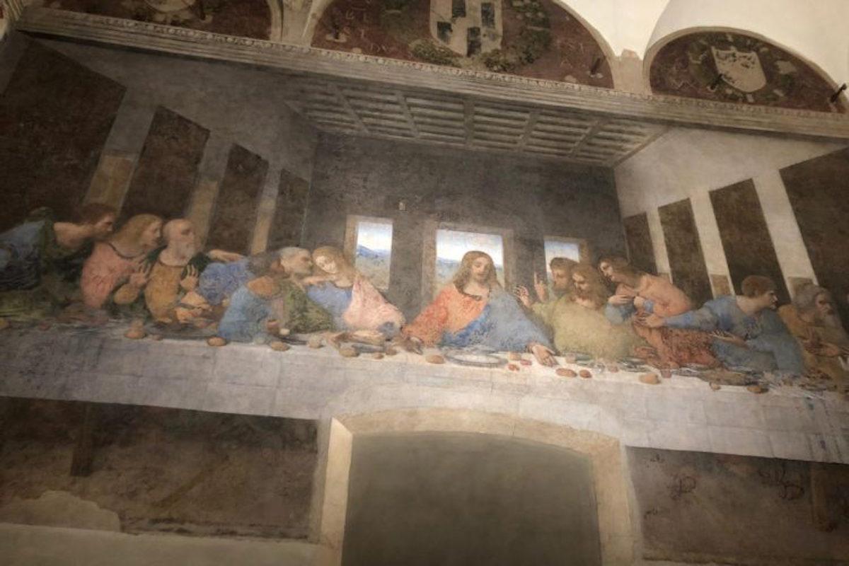 best last supper tour